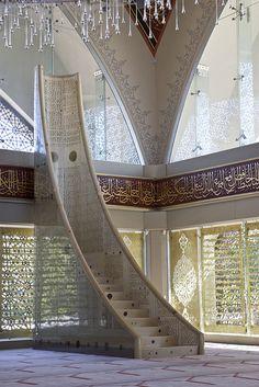 Minbar, Şakirin Mosque | Flickr - Photo Sharing!