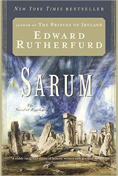 Sarum: The Novel of England, Edward Rutherfurd - Amazon.com