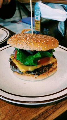 Brooklyn the Joint Hamburger