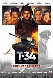 T-34 Poster | movies pic in 2019 | War film, Movie spoiler, 2018 movies