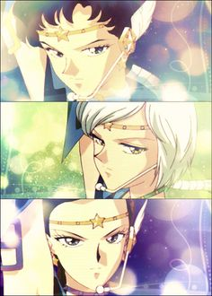 Sailor Starlights (Sailor Moon)