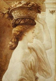 Michael Lang, Frederick Leighton, Pre Raphaelite Brotherhood, John Everett Millais, Female Art, Find Art, Framed Artwork, Giclee Print, Lord