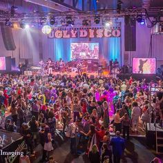 Thank you to everyone who came out or supported the @uglydisco and Golisano Children's Hospital! What an incredible event!  #uglydisco #Uglydisco2017 #roc #golisanochildrenshospital #itsforthekids