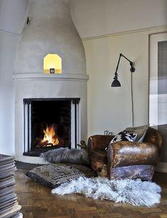 Interior crisp: Look inside - Apartment of creative director of H&M Home
