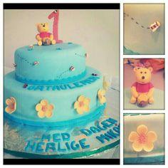 Winnie the phoo cake
