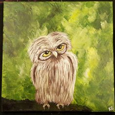 Check out this item in my Etsy shop https://www.etsy.com/listing/267098605/owl-be-right-here