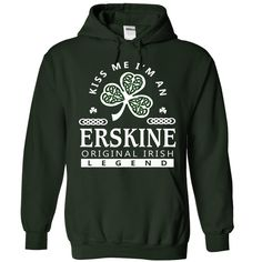 [Hot tshirt name creator] ERSKINE st patrick day Discount Codes Hoodies, Funny Tee Shirts