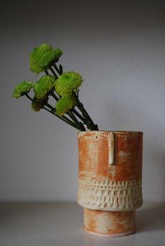 Atelier Stella. Ceramic planter. Love this so much.