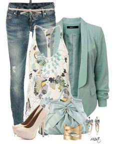 Six Fashionable And Casual Outfits - Fabulous Fashion Style