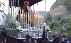 Short documentary about Semana Santa IN SPANISH: Semana Santa in Spain (or Holy Week, the week preceding Easter Sunday) is a week of festivals celebrated by Catholics getting ready for Easter. In the 1500's, the church was looking for a way to explain and present the story of Jesus, and his resurrection from the dead to the common people. The elaborate processions that carry religious figures through the cities to churches and basilicas have grown and now draw tourists from around the world.