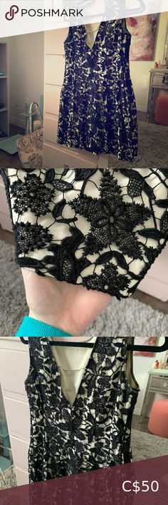 Beige and black dress Beautiful fitted dress with black pattern over beige lining tenax Dresses Midi Black Pattern, Sequin Skirt, Beige, Best Deals, Skirts, Closet, Beautiful, Things To Sell, Dresses