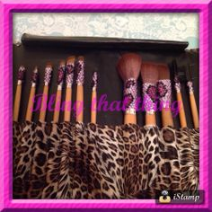 Make up brushes - The Supermums Craft Fair