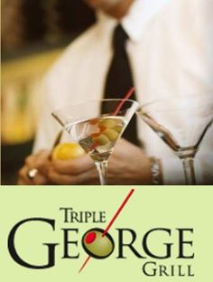 In the Downtown 3rd neighborhood lies a gem, Triple George Grill located near The Smith Center