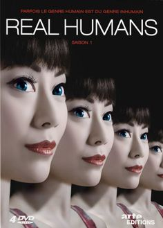 Real Humans (Harald Hamrell et Levan Akin) Film D'action, Film Serie, Top Tv Shows, Movies And Tv Shows, Human Like Robots, Science Fiction, Millenium, Human Human, Rpg