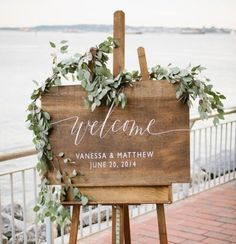 9 ways Contemporary Calligraphy will make your wedding beautiful