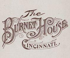 BURNET HOUSE, CINCINNATI