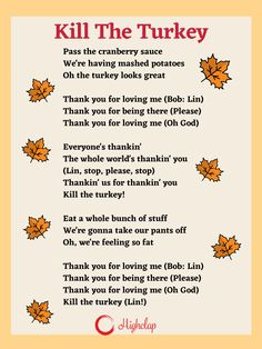 Thank You For Loving Me, Great Thank You, Please And Thank You, Thanksgiving Songs For Kids, Thanksgiving Prayer, Cranberry Sauce, Kids Songs, Mashed Potatoes, Prayers