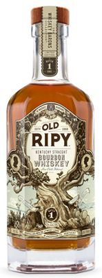 Old Ripy is a combination of Kentucky Straight Bourbon with and younger whiskies for added complexity and oak. It is distilled at the Wild Turkey Distillery in Anderson County, (Liquor Bottle Bourbon Whiskey) Cigars And Whiskey, Scotch Whiskey, Bourbon Whiskey, Whiskey Bottle, Whiskey Trail, Rum Bottle, Whiskey Decanter, Irish Whiskey, The Distillers