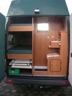 Resultado de imagen de vestavby foto karavan