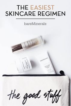 Purify, empower and moisturize with bareMinerals® SKINSORIALS™ 3-part ritual. Featuring cleansers that revitalize, a first-of-its-kind serum called SKINLONGEVITY ™ to enhance the healthy look and feel of your skin, and moisturizers that soften, smooth and deeply replenish. This new skincare line is filled with what your skin craves: gorgeous textures, naturally derived scents and effective ingredients. An exquisite beauty ritual for younger, ridiculously glowy skin. Shop at bareMinerals.com