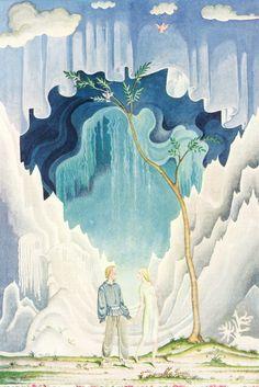 The Fairy Tales of Hans Andersen by NIELSEN, Kay (illustrator) - Jonkers Rare Books