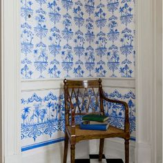 Wallpaper - Cole & Son - Folie - Rousseau - Paint & Paper Ltd