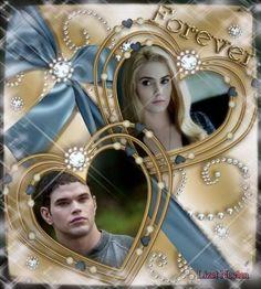 Emmett & Rosalie