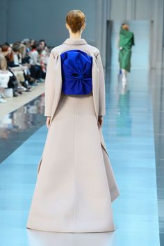 John Galliano for Maison Margiela F/W 2015 Artisanal,Look 11 , Model Magdalena Jasek (OUI)
