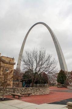 WSpinPhotos: Gateway Arch in St. Louis Missouri