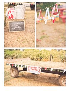 Super cute party!!   county fair party {stevie pattyn for shop sweet lulu}