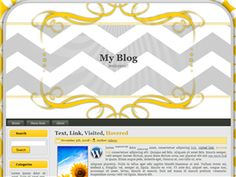 love this website - great blogging templates and ideas!