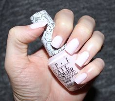OPI Let's Be Friends! from the Hello Kitty Collection