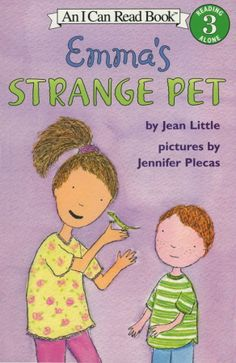 Emma's Strange Pet - Jean Little - Paperback