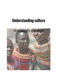 I use this lesson in my jewelry class, however it would also work well as a world cultures assignment. The goal of the assessment is to help students to explore other cultures and to examine why we dress and accessorize the way that we do. Students will also explore the stories that we tell through style.This lesson includes, cultures, images, questions to help guide the design process and questions to explore the meaning of fashion.