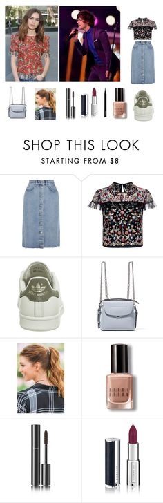"""""""THE BOY I USED TO KNOW-LONDRES"""" by nessasilva ❤ liked on Polyvore featuring Chanel, M.i.h Jeans, Needle & Thread, adidas, Fendi, Francesca's, Bobbi Brown Cosmetics, Givenchy and MAC Cosmetics"""