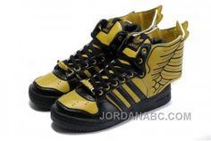 http://www.jordanabc.com/adidas-originals-jeremy-scott-x-js-wings-20-high-tops-yellow-black.html ADIDAS ORIGINALS JEREMY SCOTT X JS WINGS 2.0 HIGH TOPS YELLOW BLACK Only $90.00 , Free Shipping!
