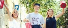 Meet The 20-Somethings Delivering Sustainable, Healthy Lunches To Londoners Via Bicycle