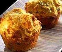 bacon, cheese and corn breakfast muffin-bacon, kaas en mielie ontbyt muffin bacon, cheese and corn breakfast muffin - Breakfast Buffet, Breakfast Muffins, Breakfast Casserole, Bacon Muffins, Savory Muffins, Brunch Recipes, Breakfast Recipes, Dessert Recipes, Brunch Ideas