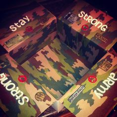 What would you put in an 'Army Strong' box? - MilitaryAvenue.com