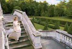 Chic and Silk: PHOTOSHOOTS: H Edith Wharton στη Vogue!
