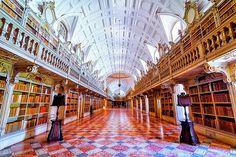 EUA: Portugal tem a biblioteca mais bonita do mundo