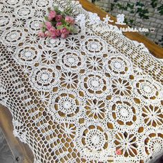 Image from http://g03.a.alicdn.com/kf/HTB1gPo_HVXXXXb5XpXXq6xXFXXXC/French-fashion-design-crochet-table-cloth-table-runner-rustic-cabinet-cover-cotton-knitted-100-cutout-decoration.jpg.