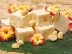 vanilla macadamia nut fudge