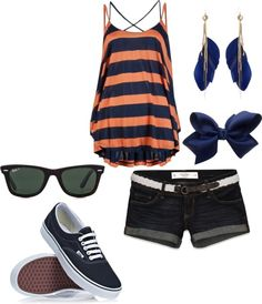 """Fun"" by ashley-thompson-1 on Polyvore"