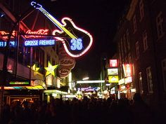 Reeperbahn - no words needed!