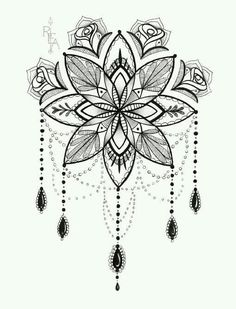Would kinda go with my husbands tribal rose tattoo