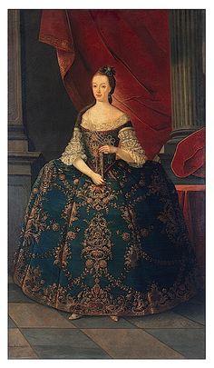 1773 D. Maria Francisca Benedita, Princesa da Beira e do Brasil by Miguel António do Amaral (Hermitage)