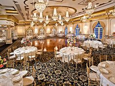 Crystal Plaza Weddings New Jersey Livingston NJ Wedding Venues