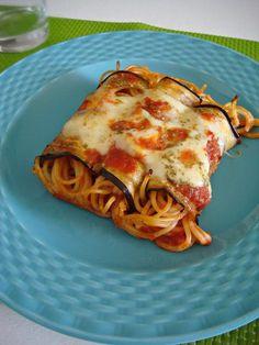 Veggie Dishes, Pasta Dishes, Spaghetti Al Pomodoro, Slow Food, I Love Food, My Favorite Food, Food For Thought, Pasta Recipes, Italian Recipes