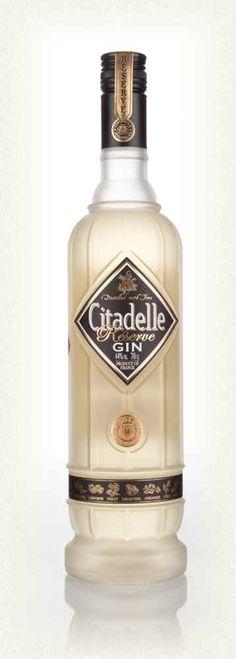 Citadelle Réserve Gin 2014